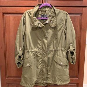 Sanctuary Olive Anorak jacket
